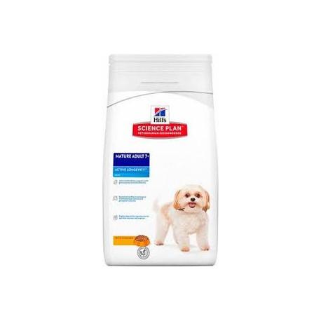 Hill`s сух. 3 кг для пожилых собак мелких пород курица 1х4 6095