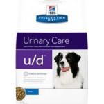 Hill`s Canine U-D сух. 5 кг Диета для собак заболевания почек /100/ 4378