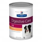 Hill`s Canine I-D конс. 360 г Диета для собак поддержание здоровья ЖКТ 1х12 8408