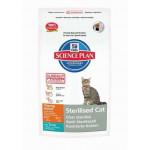 Hill`s сух.д/стерилизованных кошек до 6 лет Тунец 1,5кг 1х6 9352