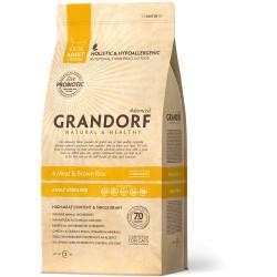 Грандорф 4 Мяса с рисом Sterilised