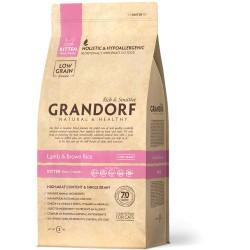 Грандорф Ягнёнок с рисом Kitten