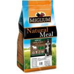 MEGLIUM SENSIBLE Корм сух. 15 кг для взрослых собак с чувствительным пищеварением  ягненок рис MS1915