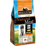 MEGLIUM SPORT GOLD Корм сух. 15 кг для активных собак MS2615