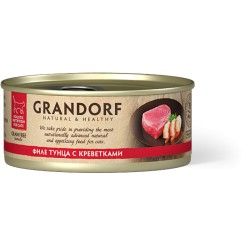 Грандорф Филе тунца с креветками