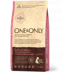 One&Only Индейка с рисом Щенки