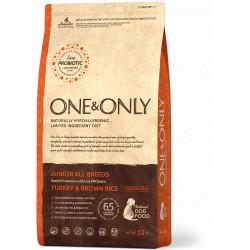 One&Only Индейка с рисом Юниоры
