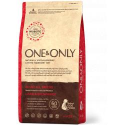 One&Only Ягненок с рисом Все породы