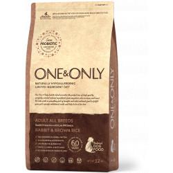 One&Only Кролик с рисом Все породы
